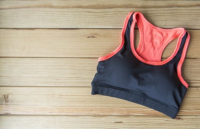 Sports bras are growing in popularity as the go-to bra option.