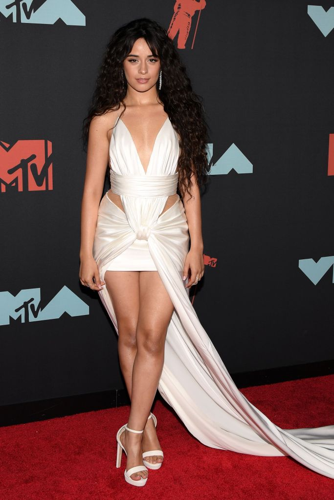 Camila CabelloMTV Video Music Awards, Arrivals, Prudential Center, New Jersey, USA - 26 Aug 2019Wearing Balmain
