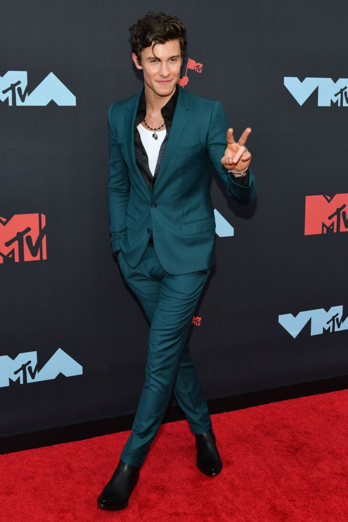 Shawn MendesMTV Video Music Awards, Arrivals, Prudential Center, New Jersey, USA - 26 Aug 2019