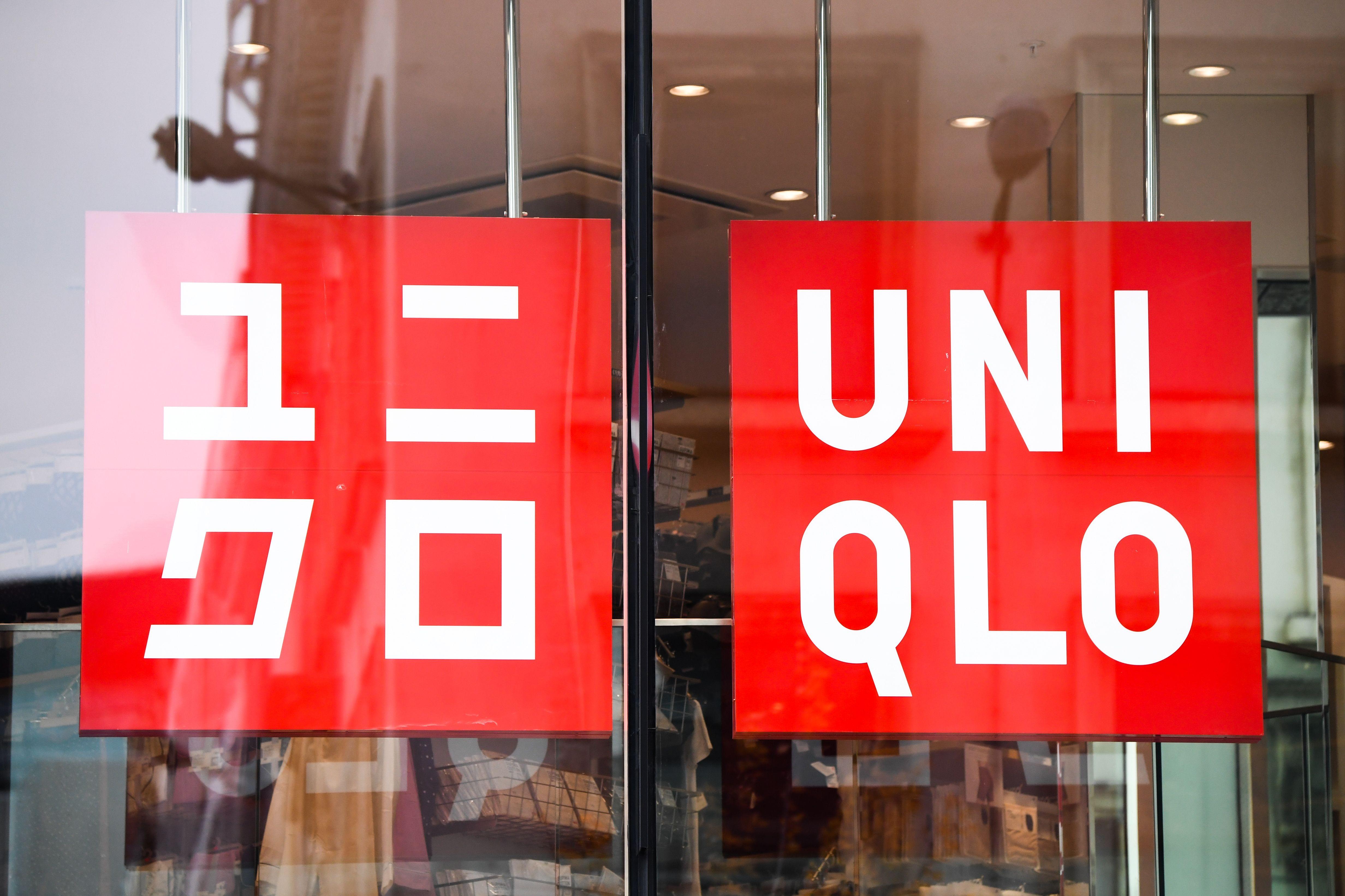 Uniglo shop in BrusselsUniqlo Shop, Brussels, Belgium - 16 Nov 2017