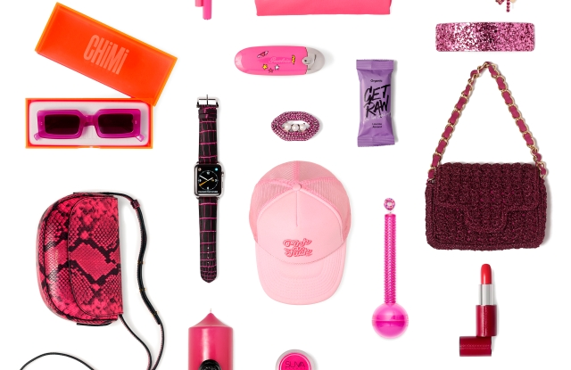 Le Bon Marché will offer a selection of pink products as part of its punk theme.