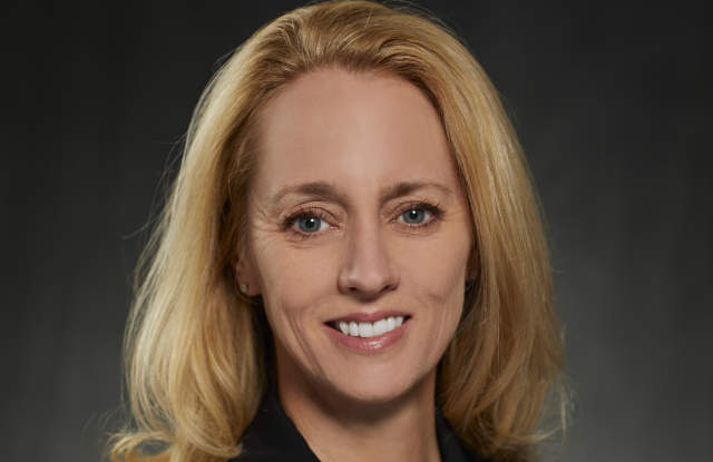 Carrie Ask was named president of Men's Wearhouse and Moores last October.