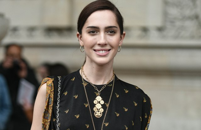 Teddy Quinlivan Tapped for Chanel Beauty Campaign