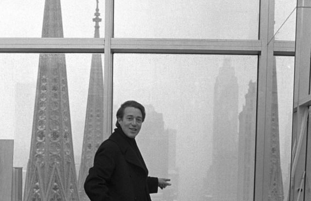 Roy Halston, 1978.
