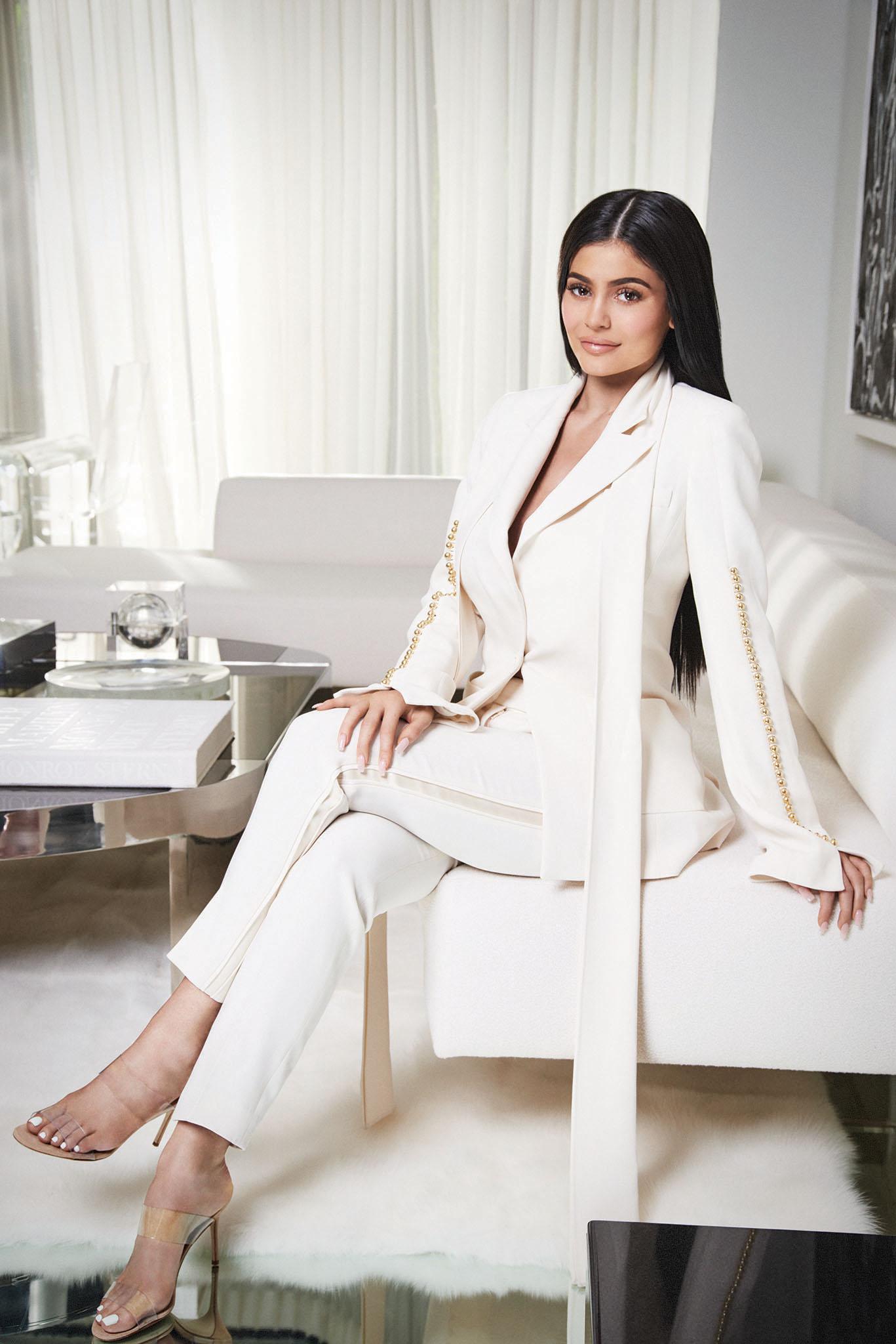 Kylie Jenner, 2017