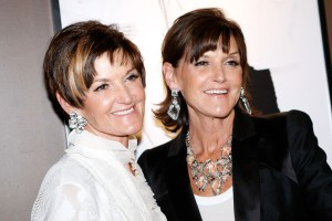 Jane Ford and Jean Ford 2012.