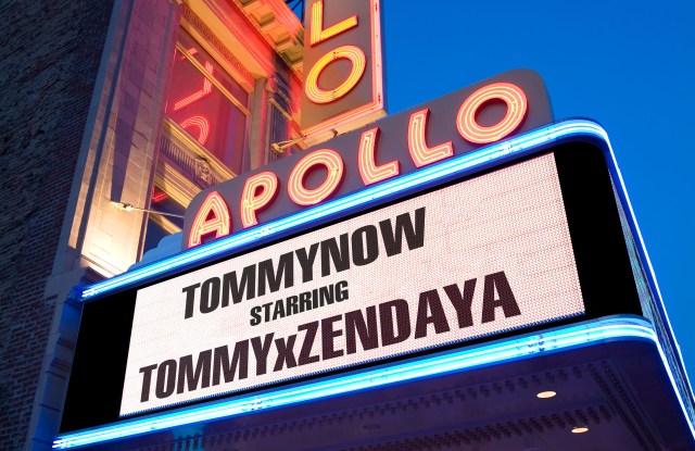 ATF5NT Apollo Theater, 125th Street, Harlem, Manhattan, New York