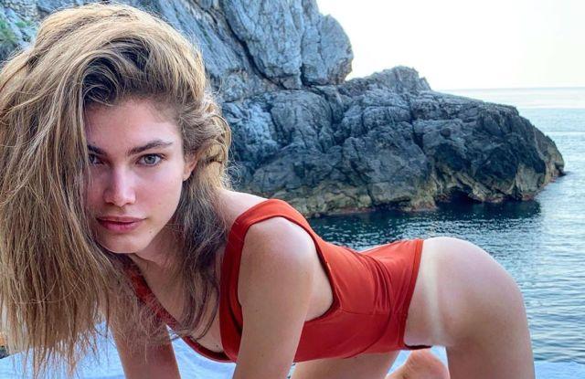 Who Is Victoria's Secret Transgender Model Valentina Sampaio