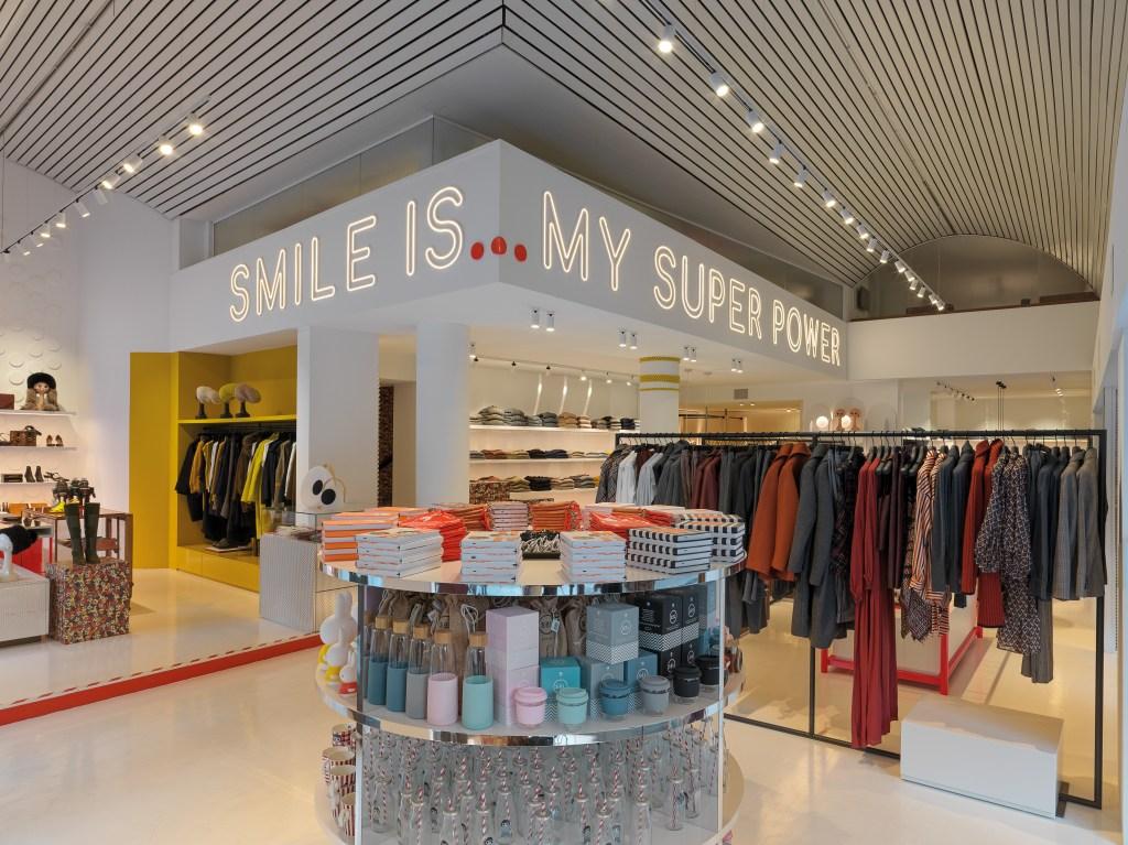 Milaura-Milano Dress Code new store in Milan