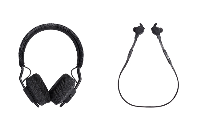 Adidas RPT-01 and FWD-01 headphones