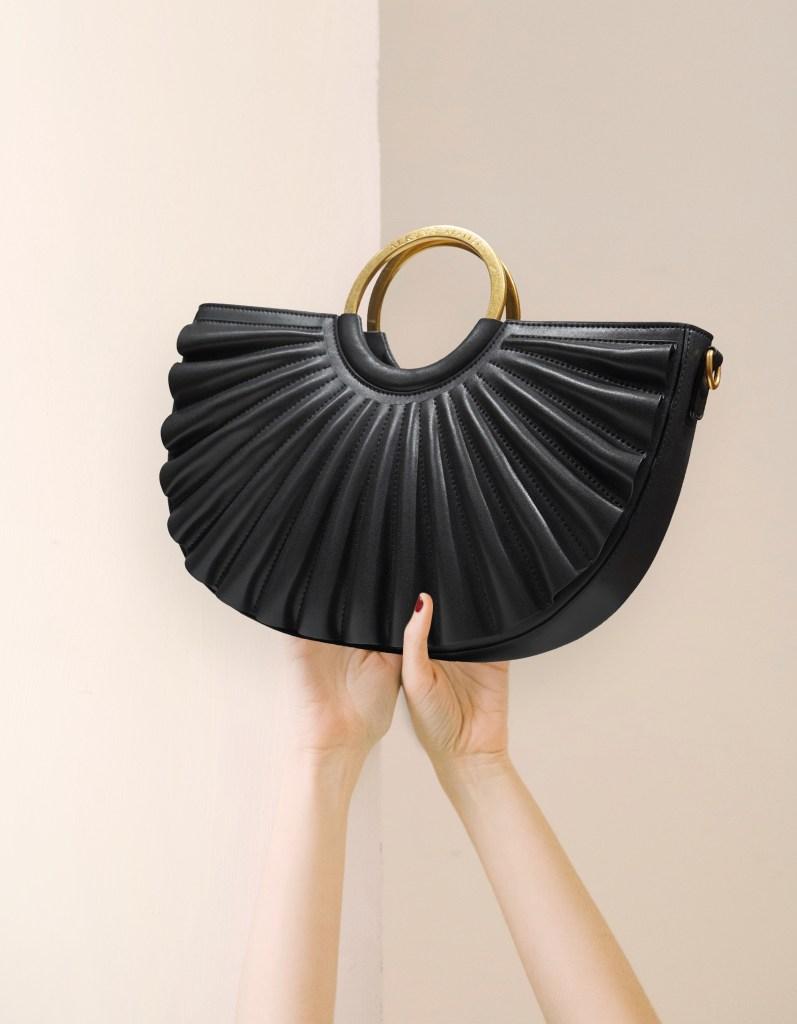 Alkeme Atelier's Water Moon Satchel handbag