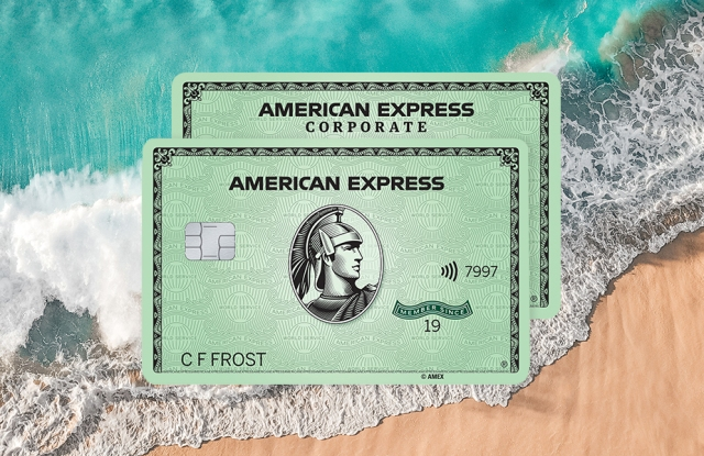 Amex Recycled Plastic