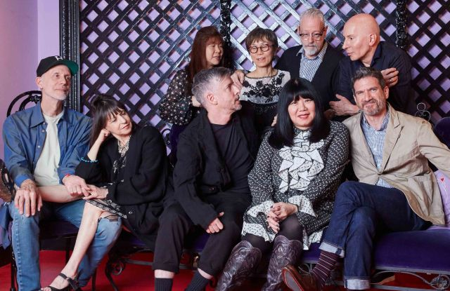 Video: Inside Anna Sui's 'Fashion Family'