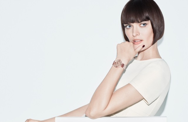 A fall image from Anne Klein.