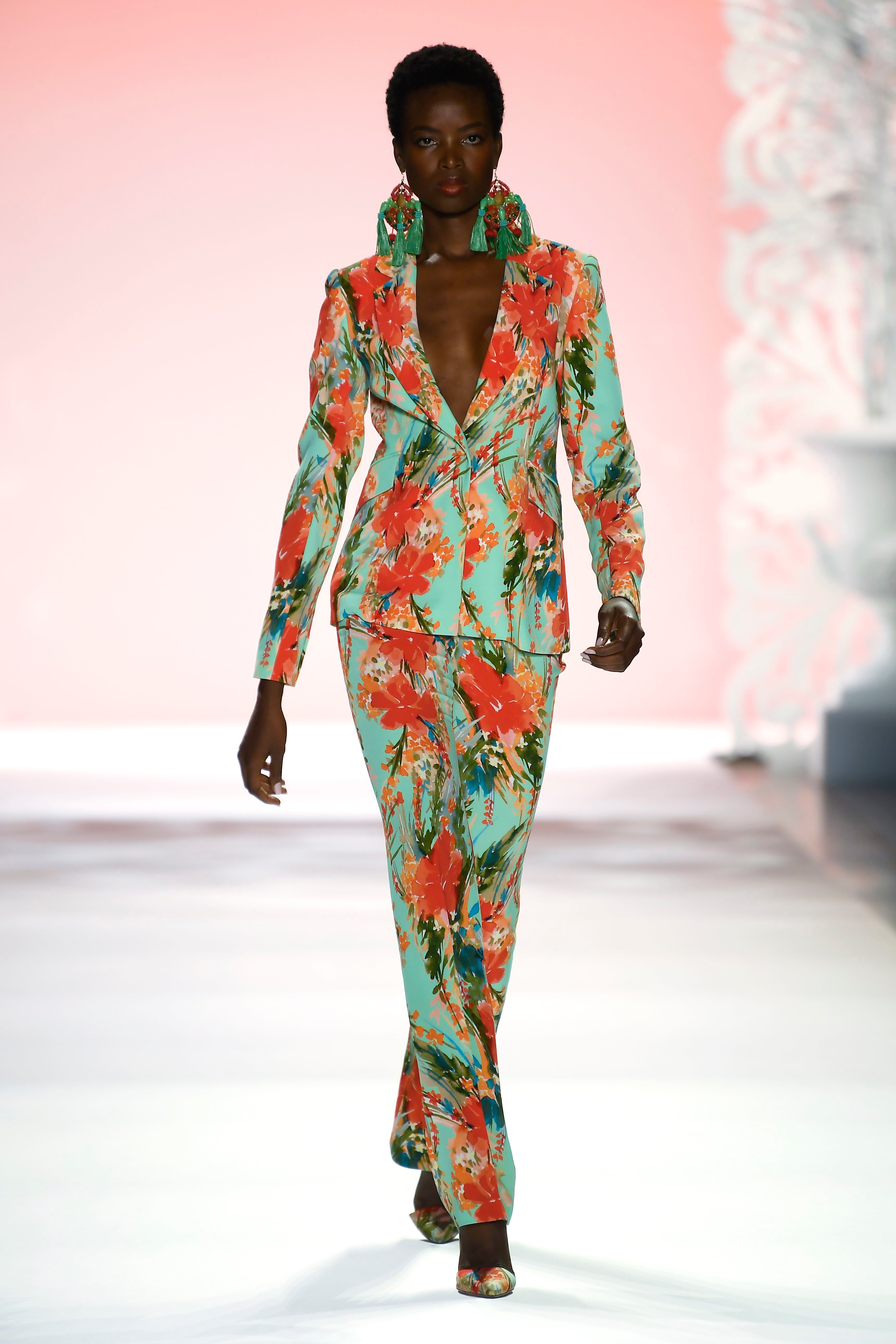 Badgley Mischka RTW Spring 2020