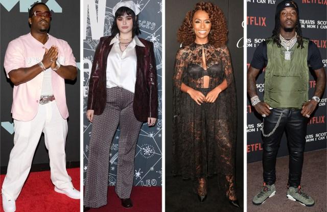 A$AP Ferg, Barbie Ferreira, Janet Mock and Offset.
