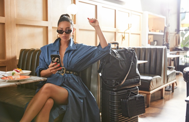 Shay Mitchell travel brand Beis