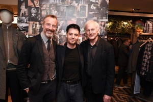 Rainer Andreesen, Jonathan Daniel Pryce and Victor Garber