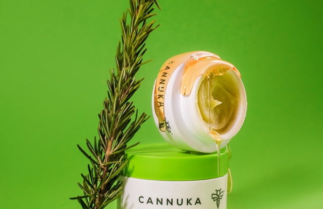 """Cannuka, known for its """"clean"""" skin-care line based on hemp-derived CBD and manuka honey, is one of several merchants on the Shopify platform."""