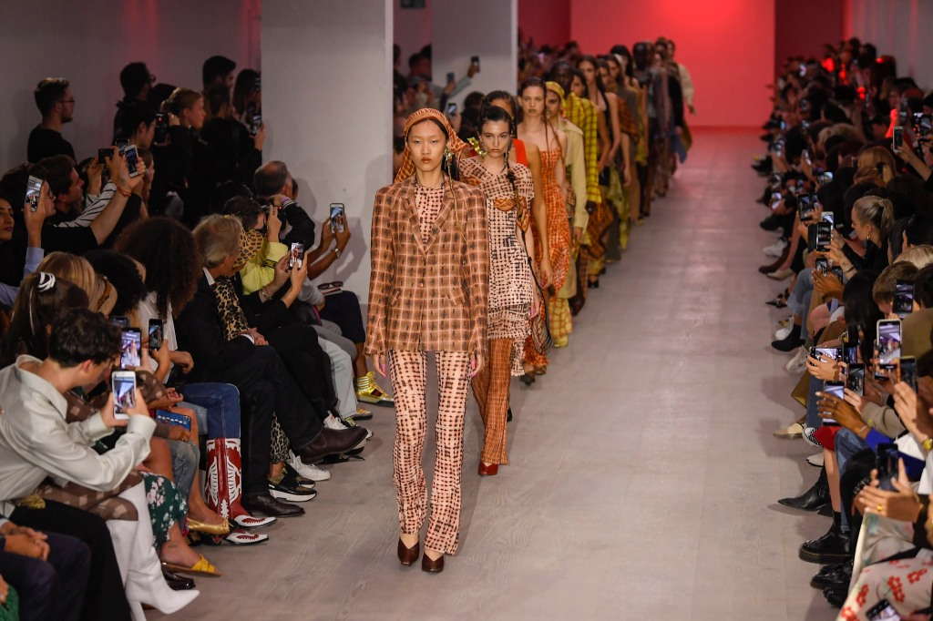 Charlotte Knowles RTW Spring 2020