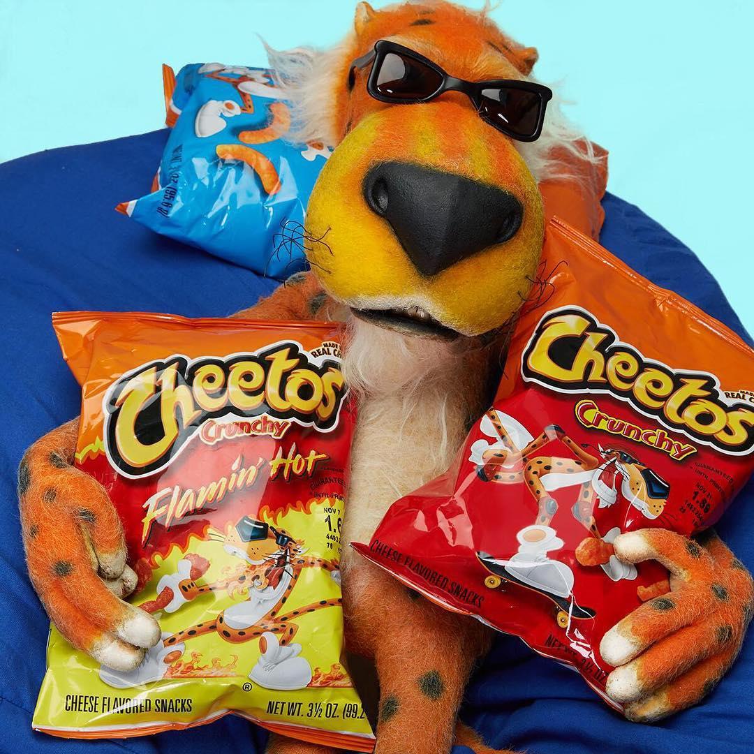 Cheetos Is Hosting a NYFW Fashion Show