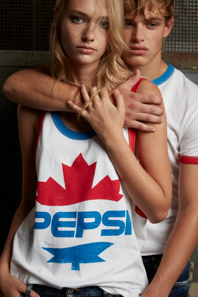 #D2XPepsi capsule collection