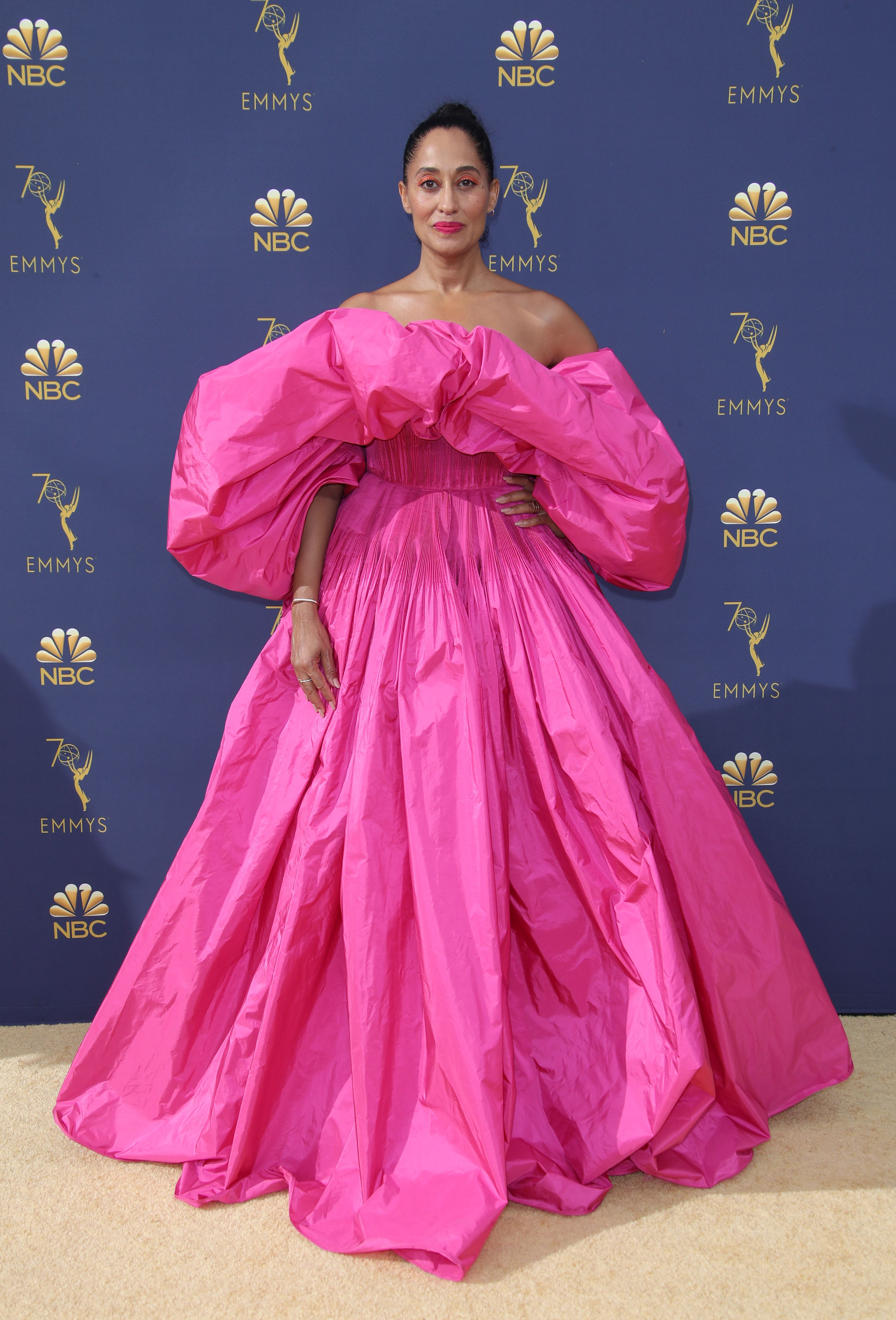 Photos of The Most Memorable Emmys Red Carpet Looks of All Time