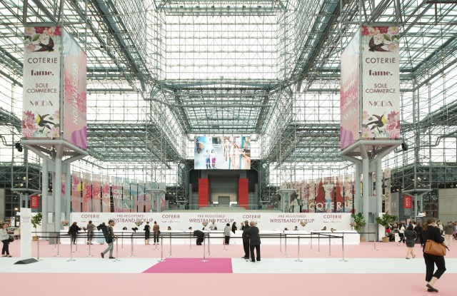 The Fame and Moda trade shows ran Sept. 15 to 17 at Jacob K. Javits Convention Center in Manhattan as part of the New York Women's Market.