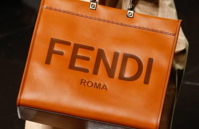 Details at Fendi RTW Spring 2020