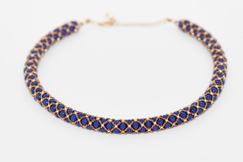 Necklace by Bijoux Evidence.