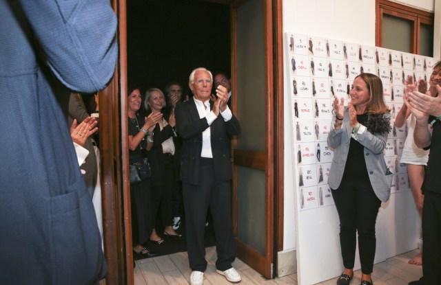 Giorgio Armani RTW Spring 2020