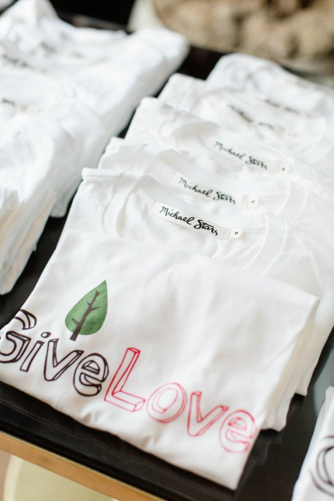 GiveLove-T-shirts