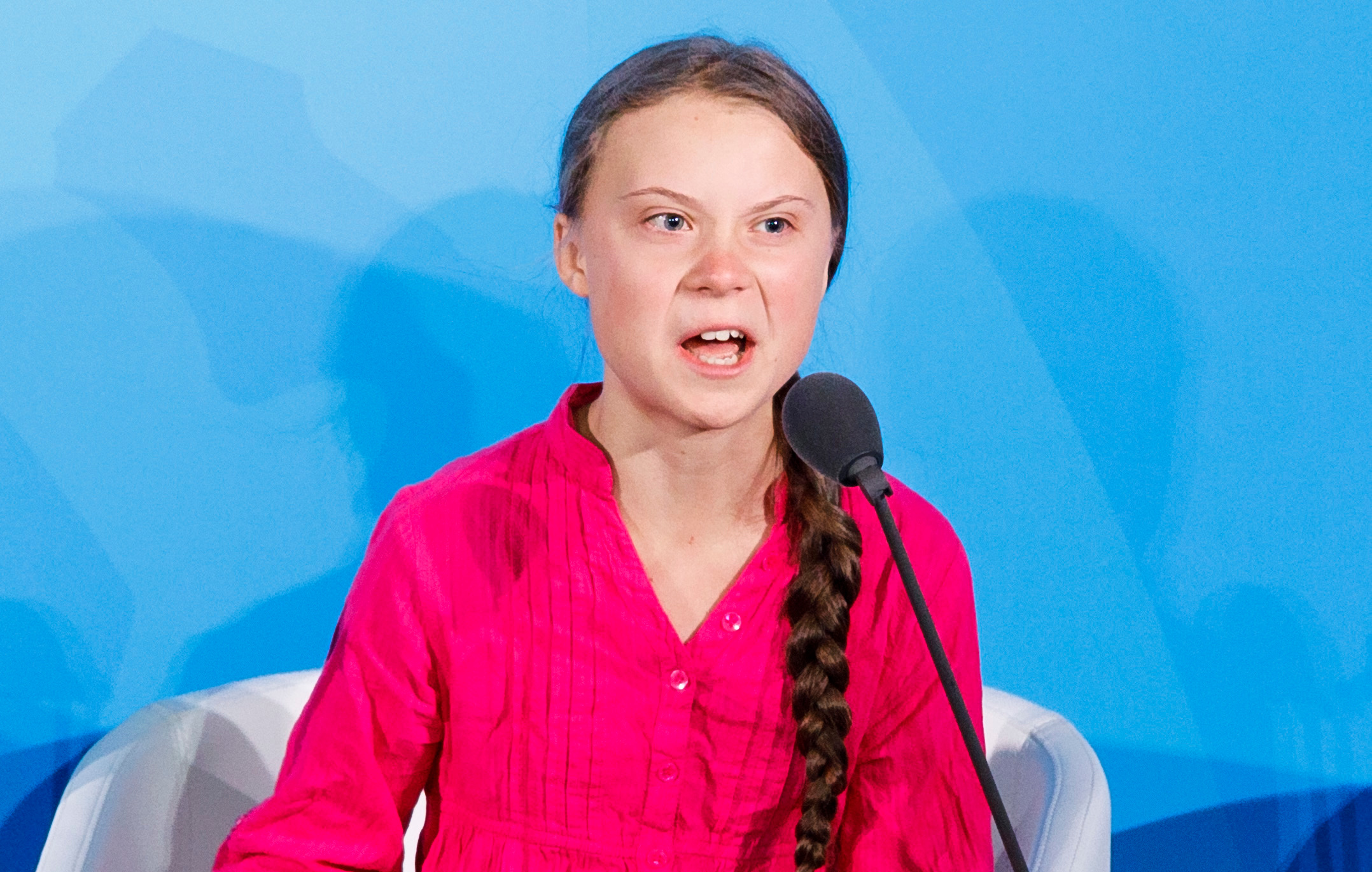 Greta Thunberg UN Climate Speech Goes Viral