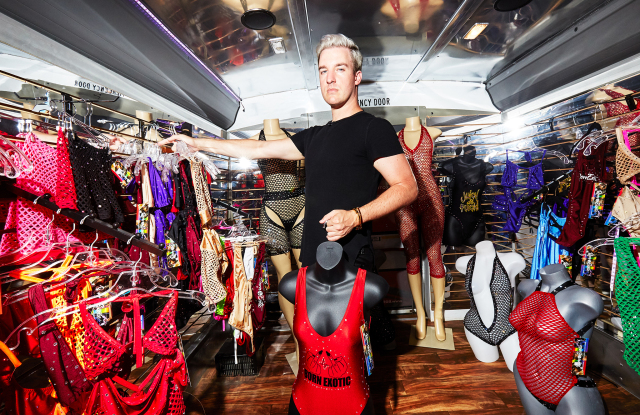 'Hustlers' Costume Designer Mitchell Travers