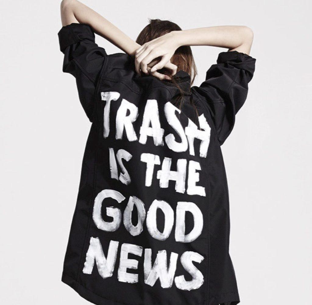 A t-shirt from Ecoalf.