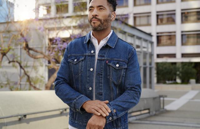 Levi's wearables, trucker jacket, google, tech