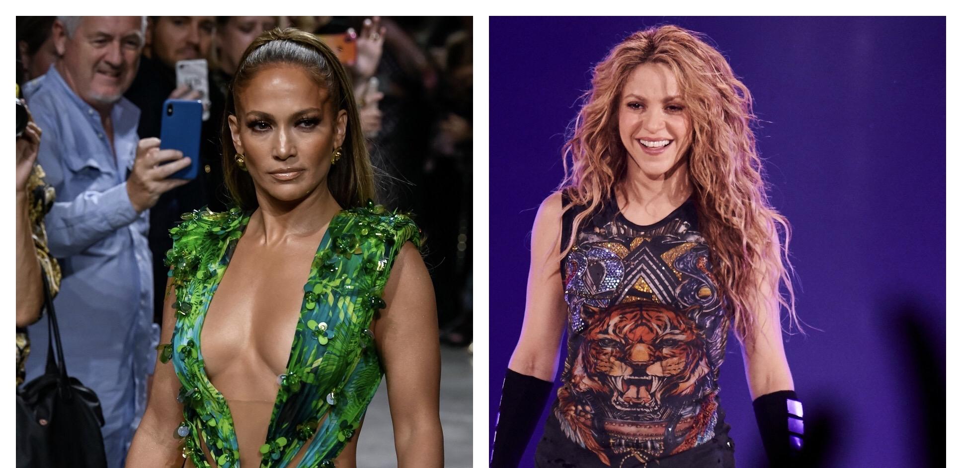 Jennifer Lopez Shakira To Perform At 2020 Super Bowl Halftime Show Wwd