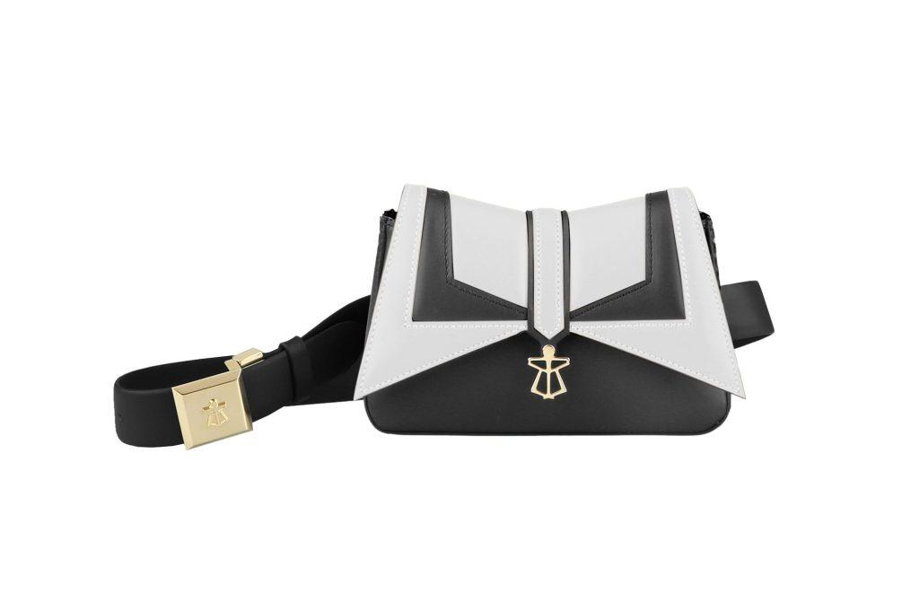 Lara Bellini's Kiki Micro belt bag