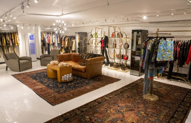 In collaboration with LG, WGACA will unveil a unique new styling concept space – The Vault – located beneath What Goes Around Comes Around's SoHo flagship store and outfitted with LG Stylers, the perfect solution for keeping luxury vintage fashion refreshed and looking its best.