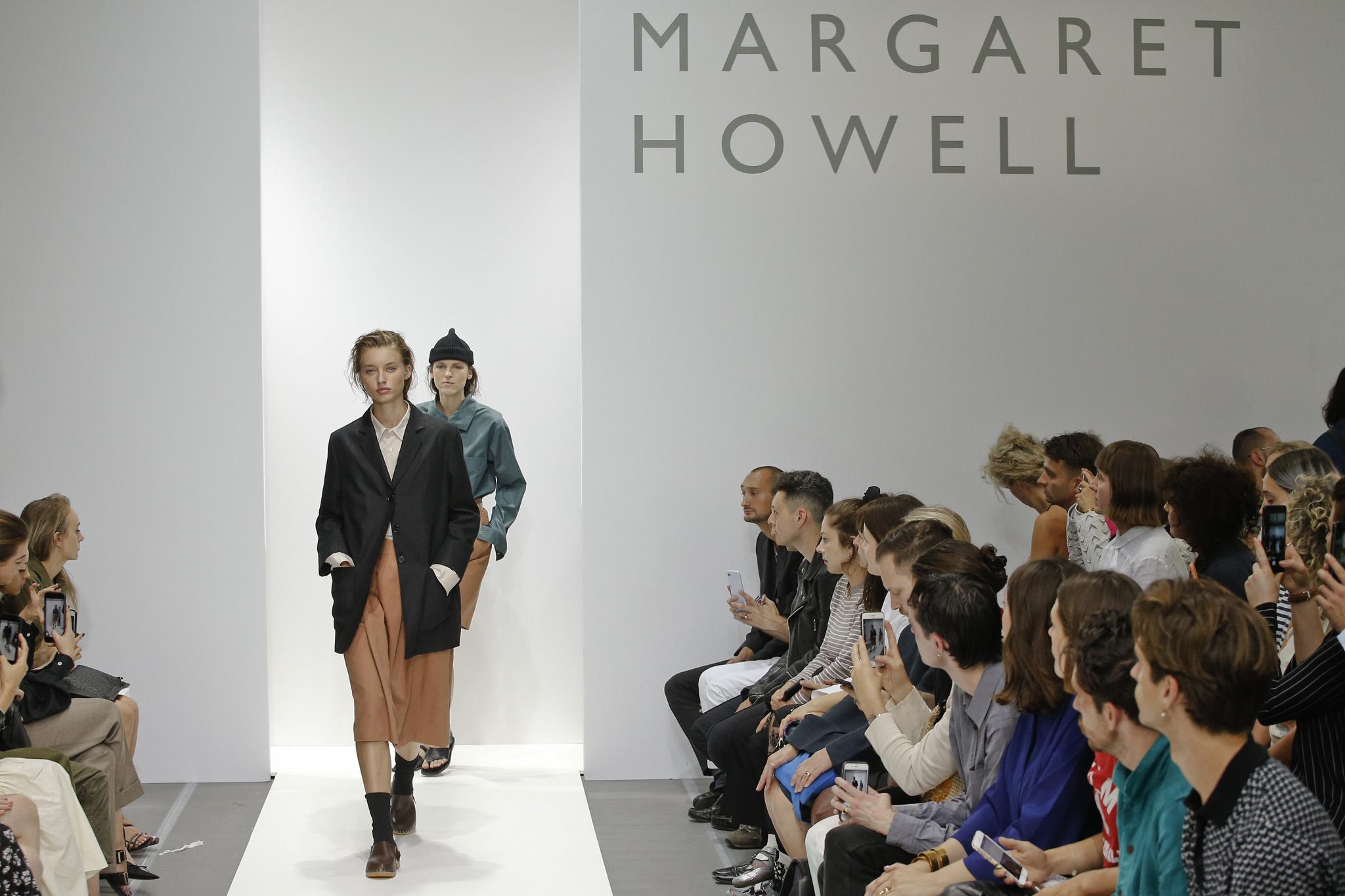 Margaret Howell RTW Spring 2020