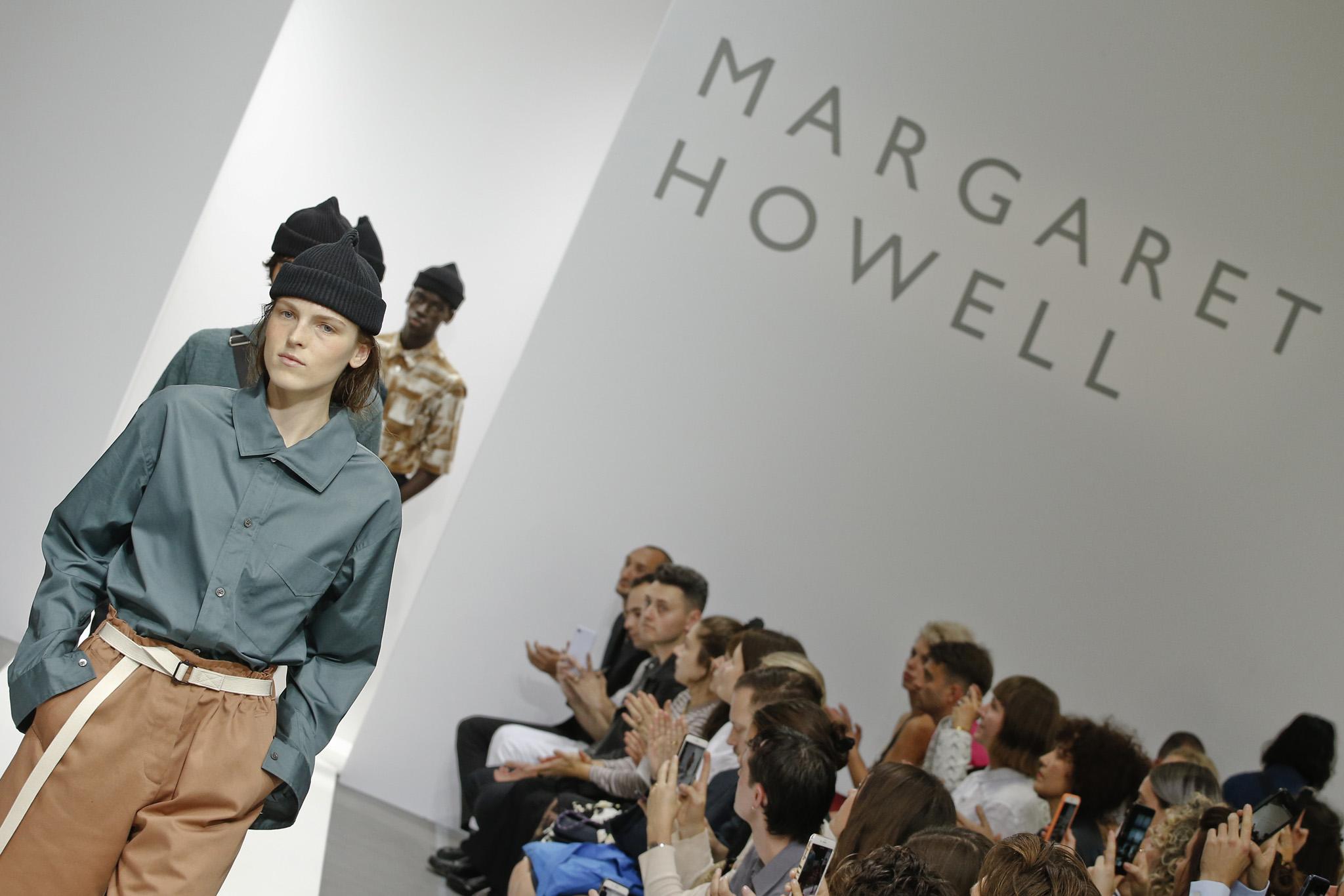Margaret Howell RTW Spring 2020.