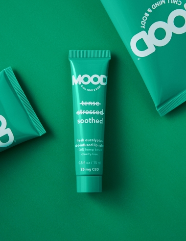 Mood 'Soothed' lip balm