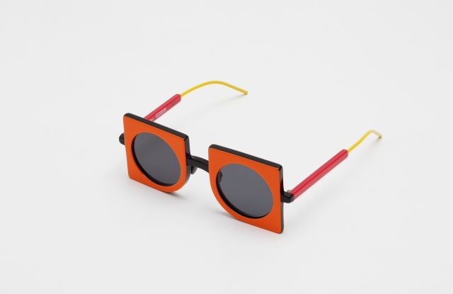 "Max Mara's ""Neoprism"" sunglasses designed by creative duo CoopDPS."