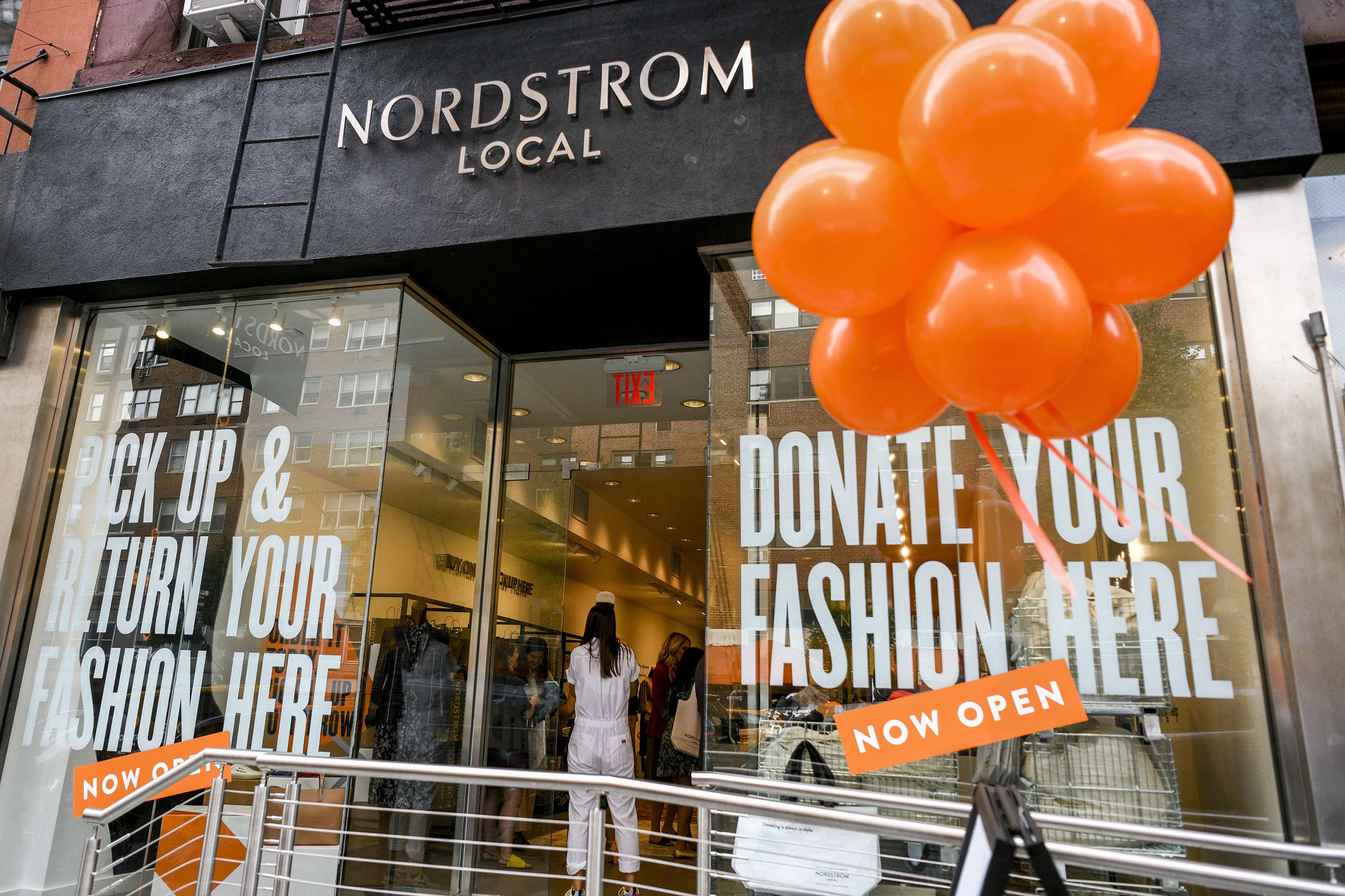 Nordstrom Local on Third Avenue in Manhattan