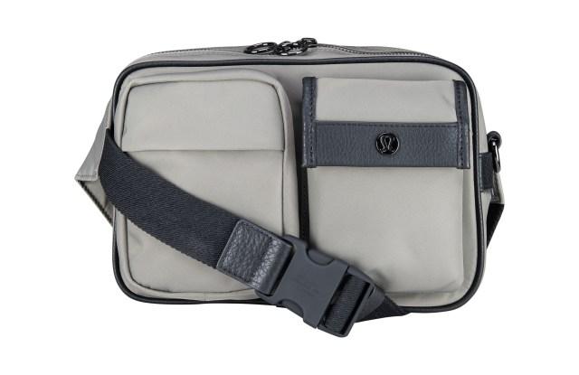 A Lululemon handbag designed by Katie Hillier.