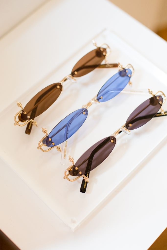 Okhtein spring 2020 sunglasses