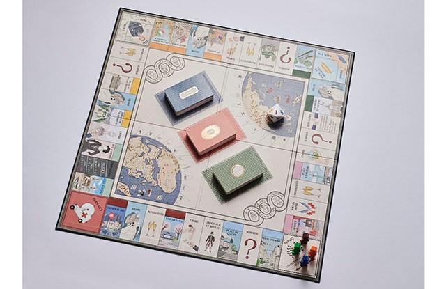 The Art, Recherche & Industrie game.