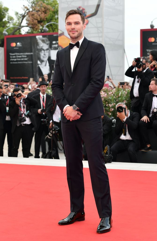 Nicholas Hoult'The Truth' premiere, 76th Venice Film Festival, Italy - 28 Aug 2019