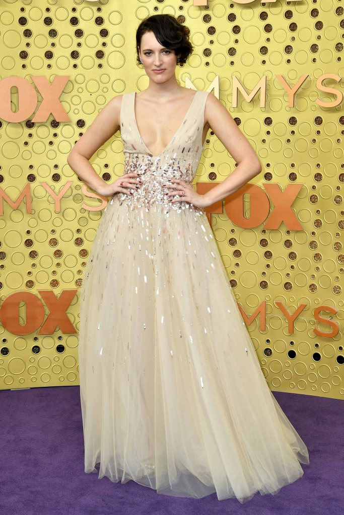Phoebe Waller-Bridge71st Annual Primetime Emmy Awards, Arrivals, Microsoft Theatre, Los Angeles, USA - 22 Sep 2019