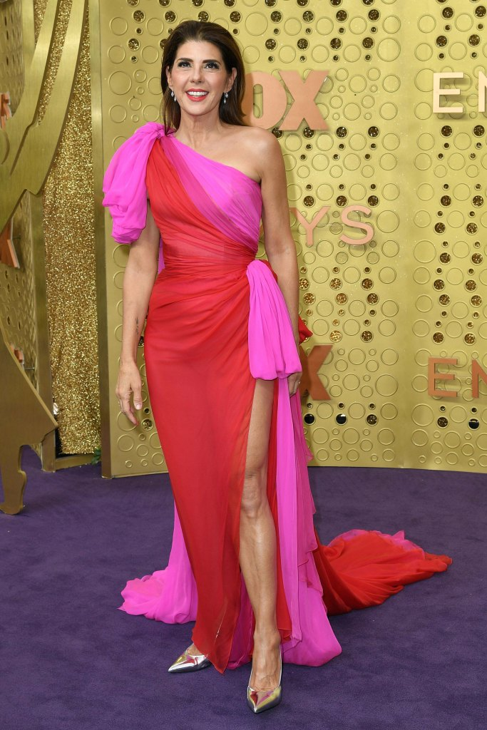 Marisa Tomei71st Annual Primetime Emmy Awards, Arrivals, Microsoft Theatre, Los Angeles, USA - 22 Sep 2019
